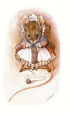 Children's illustrator Beatrix Potter (221 works)
