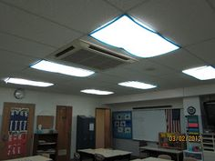Fluorescent lighting covers