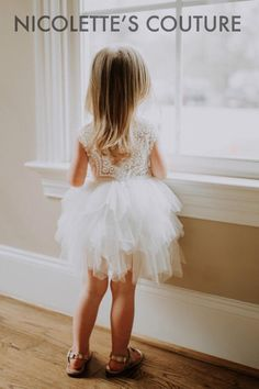 Nicolette's Couture special occasion dresses are perfect for your fancy event including weddings, flower girls, birthdays and first communion. Cute Wedding Dress, Best Wedding Dresses, Wedding Attire, Bridesmaid Dresses, Party Dresses, Casual Wedding, Homecoming Dresses, Modest Wedding, Bridal Dresses