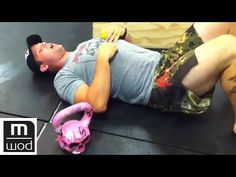 Hip  Psoas flossing   Feat. Kelly Starrett   Ep. 301   MobilityWOD - YouTube