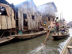 Makoko Water Slum - Lagos, Nigeria 2014