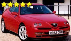 Alfa Romeo GTV (916) 1995 al 2005 - Recensioni Opinioni Commenti Valutazioni.