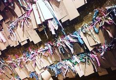 Add to the Liberty Wishing Wall this weekend! For a chance to win your wish make sure you follow the instructions on the wall   #regram @storiesbyjosefine by libertylondon