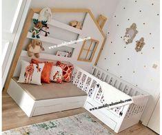 Bebek, Çocuk, Genç Odaları & Montessori Odaları