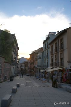Cuesta de Gomerez - Granada