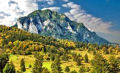 Parcul National Piatra Craiului din judetele Arges si Brasov - flickr