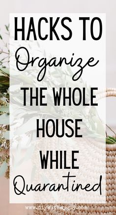 10 Organization Hacks To Clear The Clutter - DIY With My Guy - While staying home, get the whole house decluttered organized with these genius home hacks! Organisation Hacks, Storage Hacks, Life Organization, Spice Storage, Household Organization, Toy Storage, Hacks Diy, Home Hacks, Cleaning Hacks
