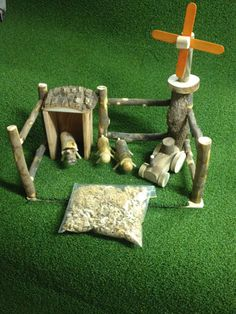 Items similar to Wooden Handmade Treehouse on Etsy Be Natural, Natural Wood, Wooden Toys Australia, Shops, Educational Toys, Tree Branches, Making Out, Biodegradable Products, Kids Toys