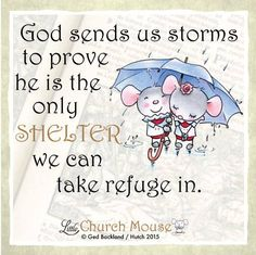 Amen #LittleChurchMouse