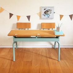 Vintage revisited with taste by Chouette Fabrique