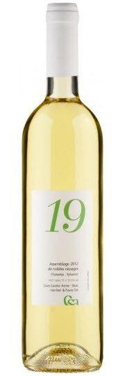 """19"" Assemblage blanc 2013"
