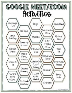 Fun virtual indoor scavenger hunt ideas for kids and other