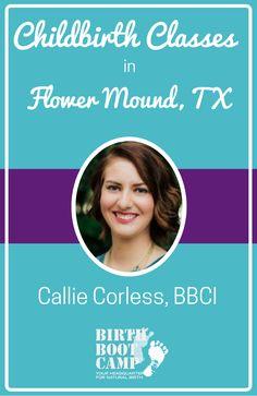 Callie is in #FlowerMound ! Go take her #birthclass  #amazingBIRTH #birthbootcamp #pregnancy #childbirth #naturalbirth