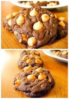 Butterscotch Toffee Chocolate Fudge Cookies Recipe by Sally's Baking Addiction | Maypurr