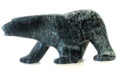 Bear, Sappa Ashoona - Cape Dorset | Innuit Art Gallery - London Ontario