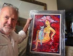 Own a Laubar painting phone Laurens @ + 27 763108800