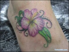 hibiscus tattoos - Google Search