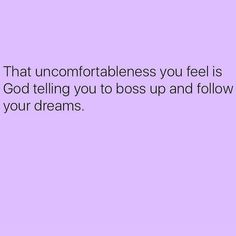 #HelloBeautiful #DivineGreetings #DreamBig #Persistence #Perseverance #Purpose #Passion  #Repost @awalkinmystilettos  Get comfortable being #uncomfortable! #Comfort zones don't breed excellence. You are a world changer. Get out there and make a difference. God did not create us with the spirit of fear