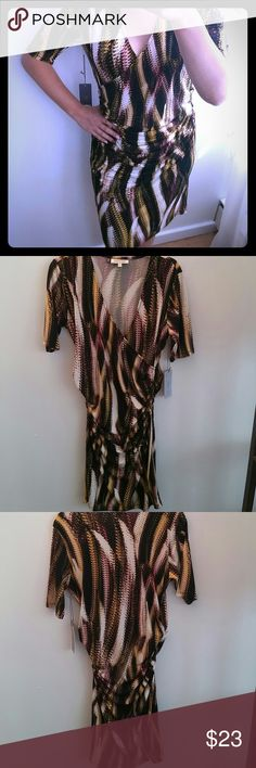 HUGE SALE! Gorgeous NWT Jennifer Lopez Dress Perfect dress! So flattering. NWT and can be worn to work or for going out at night. Jennifer Lopez Dresses