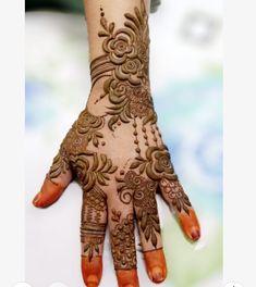 Traditional Henna Designs, Latest Arabic Mehndi Designs, Modern Mehndi Designs, Mehndi Designs For Girls, New Bridal Mehndi Designs, Mehndi Designs For Fingers, Khafif Mehndi Design, Mehndi Design Pictures, Mehndi Images