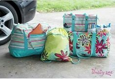 Do you love these awsome new patterns! ? Then we should get together and have a party so you can earn them for free! Www.mythirtyone.com/302490/
