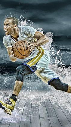 Stephen Curry Splash HD desktop wallpaper High