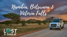 Africa Road trip Namibia and Botswana to Victoria Falls in May/June 2018 Highlights of our Camping road trip through Namibia, Botswana and Victoria Falls. Fall Highlights, Namibia, Victoria Falls, Road Trip, National Parks, The Incredibles, Camping, Buckets, Youtube
