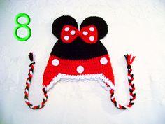 10pcs Cappello Topolino, Minnie Mouse Hat, orecchie del mouse, orecchie Mickey…