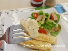 Homemade Chicken Sausage (with Silicone Mold) - Yummy~licious + Baby~licious