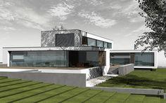 1300 Einfamilienhaus, Neubau | a.punkt architekten