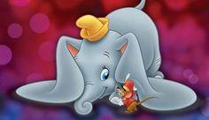 *DUMBO & TIMOTHY Q. MOUSE ~ Dumbo, 1941