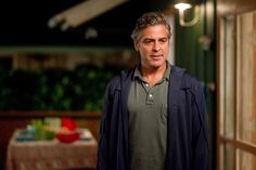 Matt King by George Clooney The Descendants 2011, Matt King, Forever Movie, George Clooney, Film Director, Screenwriting, American Actors, Streetwear Brands, Beautiful People