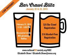 MS Bar Crawl Hoboken - Feb 21 Hoboken Bars, Alcohol Free, Ms, Drinks, Drinking, Beverages, Drink, Beverage, Cocktails