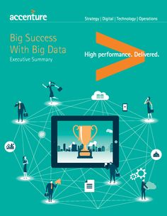 Big Success With Mobile Technology, Digital Technology, Executive Summary, Big Data, Getting To Know, Innovation, Presentation, Ebooks, Success