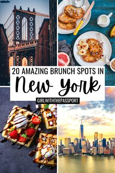 NYC Travel | New York City Travel | NYC Travel Guide | NYC Food Guide | Best Brunch in NYC | Fun New York Brunch Spots | Best Food in New York City | NYC Itinerary | NYC Photography | Where to Eat in NYC | Top NYC Restaurants | Top Places to Eat in NYC | Best Places to Eat in NYC | Where to Get Brunch in NYC | NYC Food Guide | NYC Local's Guide | New York Travel Tips | NYC Things to do | NYC Dining Guide | New York Food Guide | USA Travel #NYCTravel #NYCFood #NYCBrunch #NYCGuide #NYCTips New York Travel Guide, New York City Travel, Canada Travel, Usa Travel, Top Nyc Restaurants, New York City Attractions, Nyc Itinerary, York Things To Do, New York Food
