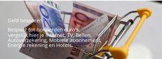 Welkom bij Alles-in-1-vergelijk.nl, dé website waar je geld kunt besparen! Hoe het werkt? Heel simpel: bij ons vind je op 1 plek verschillende vergelijkingsmodules voor bijvoorbeeld hotels, autoverzekeringen en internet samen. Je hoeft dus niet meer langs verschillende websites te gaan om prijzen van aanbieders te vergelijken en dat scheelt tijd. Zo bespaar je snel en gemakkelijk tientallen of zelfs honderden euro's door één bezoek aan onze site.