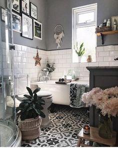 How To Use Dark Green in Your Living Room — Melanie Jade Design Cheap Bathroom Remodel, Bathroom Renovations, Bathroom Makeovers, Bathroom Renos, Bathroom Layout, Bathroom Interior Design, Bathroom Ideas, Small Bathroom Inspiration, Simple Bathroom Designs