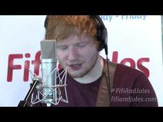 Ed Sheeran Thrift Shop & No Diggity Mash-Up