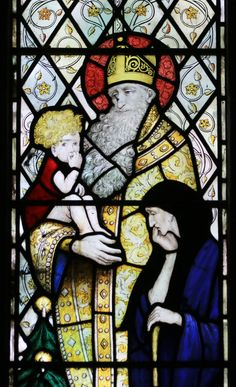 https://flic.kr/p/H7zrzn   St Mary's Lesbury Northumberland   St Nicholas