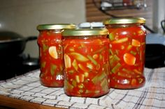 Preserves, Salsa, Mason Jars, Food And Drink, Healthy Recipes, Eat, Canning, Preserve, Preserving Food