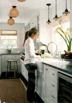 28 best over kitchen sink lighting images decorating kitchen diy rh pinterest com