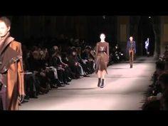 Haider Ackermann Fall 2012/2013 Full Fashion Show