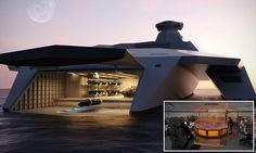 HMS Hi-tech, the warship of the future: Royal Navy's Dreadnought 2050 has space-age control room, 'see-through' hull and a crew of just 50    Read more: http://www.dailymail.co.uk/news/article-3216304/HMS-Hi-tech-Plans-future-fleet-reveal-Royal-Navy-soon-using-remote-controlled-warships-hulls.html#ixzz3kNP5AKFk  Follow us: @MailOnline on Twitter | DailyMail on Facebook