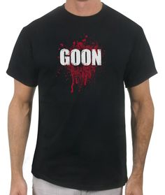 """Definition of GOON: """"A man hired to terrorize or eliminate opponents"""".  Keep your head up and know who's on the ice... beware of the GOON!"""