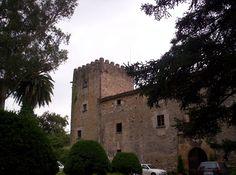 Torre Palacio Doriga Salas Asturias