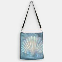 Blue Shells Handbag 3