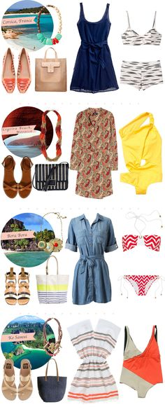 Destination Travel Outfits