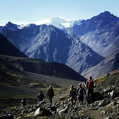 Why do i love trekking? Parque Andino Junca - Chile