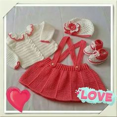Crochet Baby Costumes, Crochet Baby Clothes, Crochet Hats, Crochet Dresses, Knit Baby Dress, Baby Wearing, Baby Knitting, Baby Shoes, Rompers