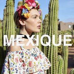 Le mexique, tendance mode printemps été 2017